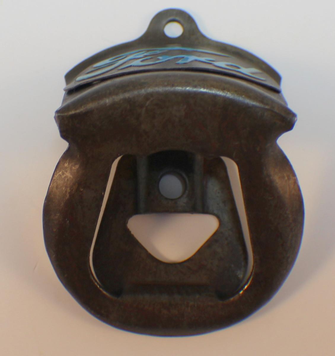 Ford Cast Iron Bottle Opener
