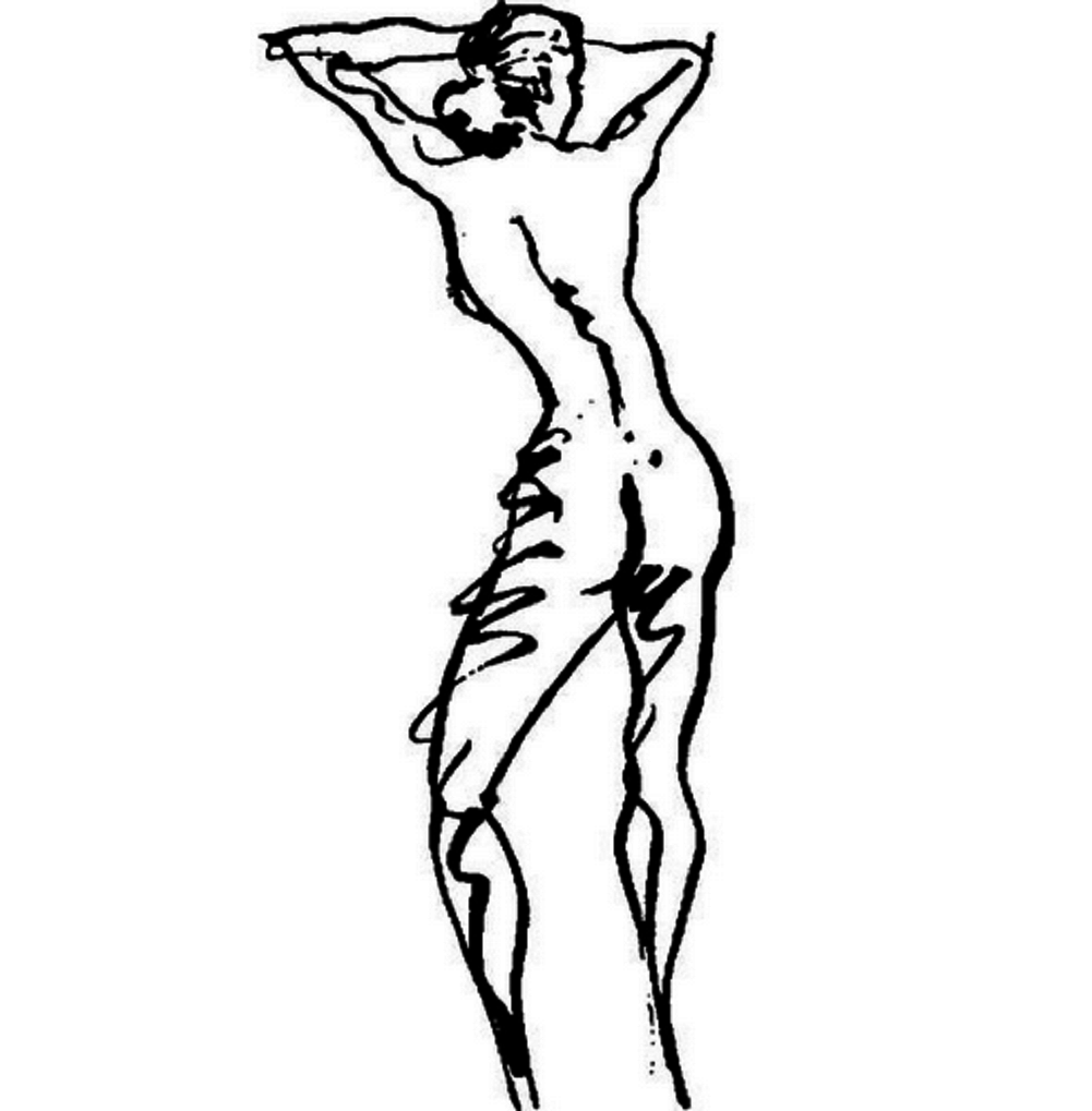 Sexy nude latina maids