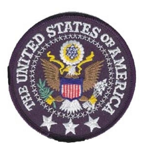 United States of America Eagle Emblem Uniform Patch