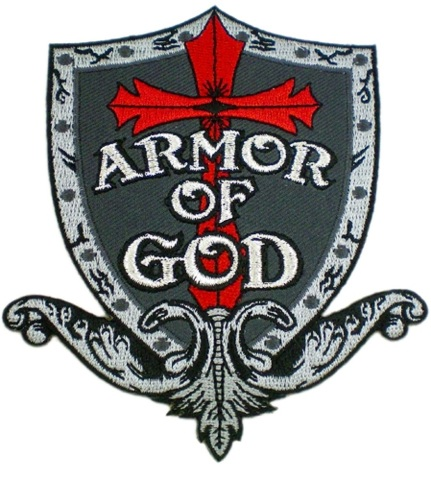 Armor of God Uniform Patch