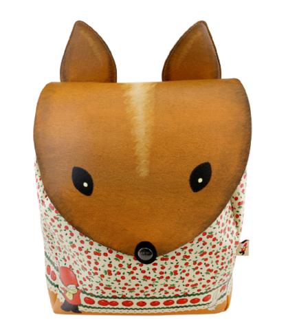 Santoro London Handbag Purse Poppi Loves  Squirrel Animal Rucksack Backpack