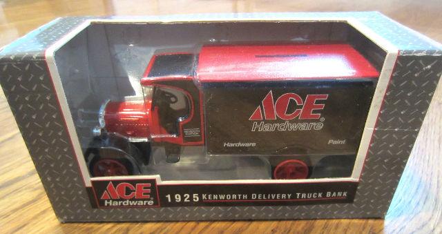 Ertl 1925 Kenworth Stake Truck  Ace Hardware Bank New
