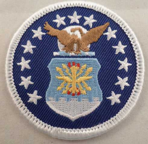 Eagle And Stars Crest Emblem Military Uniform Patch #Mtwh