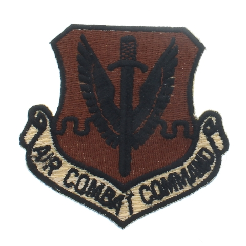 Air Combat Command Uniform Patch - United States Air Force  USAF