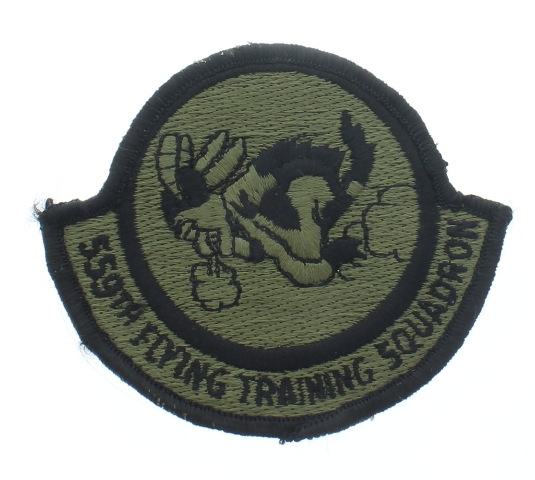 559th Flying Training Squadron Uniform Patch - United States Air Force  USAF