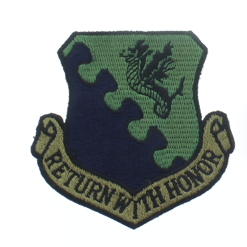 WWII Return with Honor Uniform Patch - United States Air Force  USAF