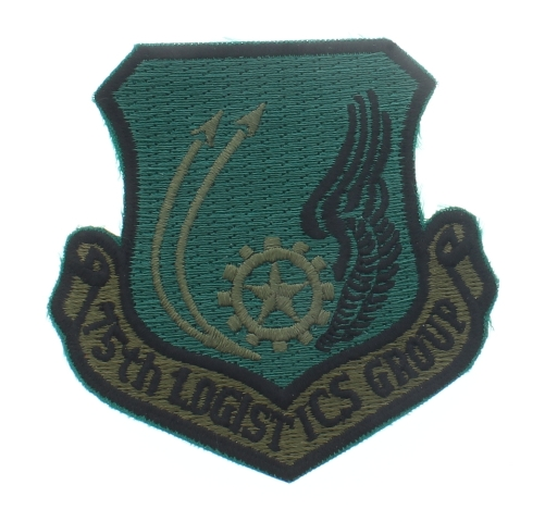 75th Logistics Group United States Air Force  USAF