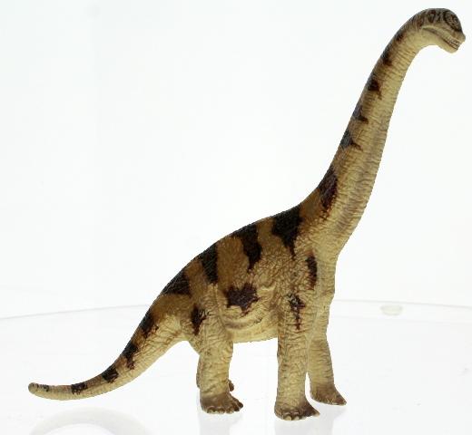 Schleich Animal Figurine Brachiosaurus Prehistoric Dinosaur 2002 Action Figure