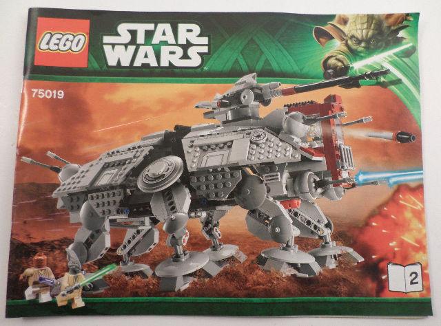 Star Wars Lego Instruction Booklet Online User Manual