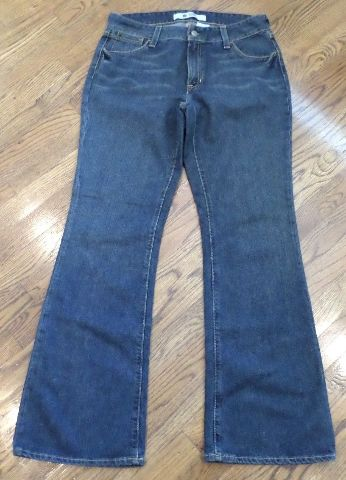 Gap Original Flare Sz 10 Regular Denim Jeans Pants For Women
