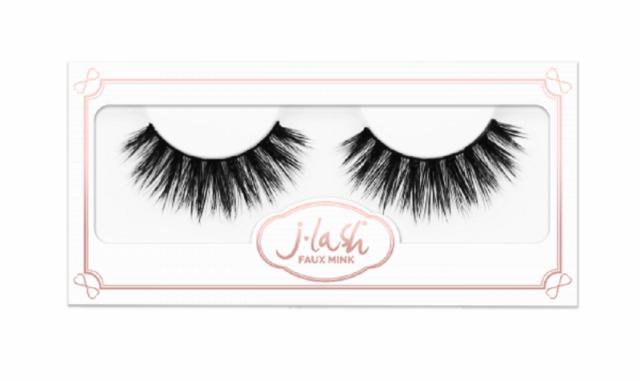 Faux Mink Cruelty Free Reusable Eyelash Madeline  Full Style J Lash JLash