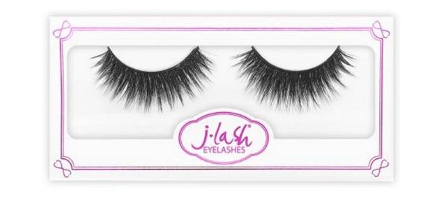 Faux Mink Cruelty Free Reusable Eyelash Scarlett Full Style J Lash JLash