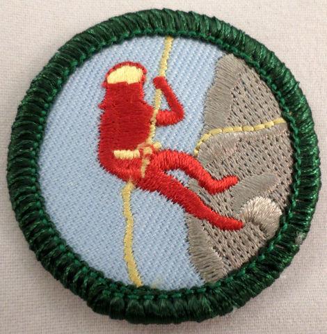 Junior Girl Scout Badge Uniform Patch Adventure Sports #Gsgr