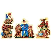 Shackman Circus Rodeo Inspired Party Decorations Children & Animals #Shk-20