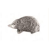 A.E. Williams Fine Brittish Pewter Lapel Hat Pin Hedgehog  #35150