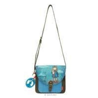 Santoro London Handbag Purse Gorjuss Saddle Bag Hush Little Bunny