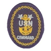 US Navy Command Uniform Patch