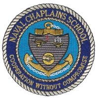 Naval Chaplains School Cooperation Without Compromise Uniform Patch