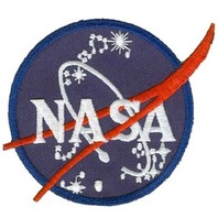 "Nasa Official Emblem Logo Uniform Patch 3"""