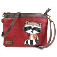 Charming Chala Rascally Raccoon Purse Mini Crossbody Bag