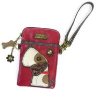Charming Chala Playful Puppy Dog Purse Mini Cross body Bag