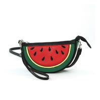 Watermelon Slice Shoulder Crossbody Bag Handbag Purse