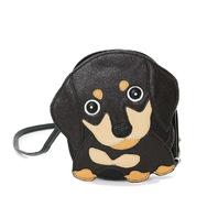 Brown Dachshund Dog Puppy Shoulder Bag Purse Handbag