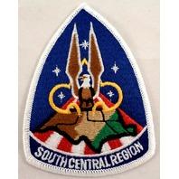 Uniform Patch Boy Scout Bsa South Central Region Eagle  #Bswh