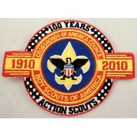 Bsa Boy Scout Uniform Patch I Joined In 1976 Bicentennial Year Usa  #Bsrd