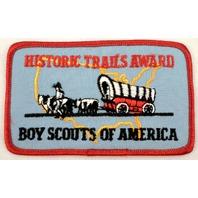 Bsa Boy Scout Uniform Patch Historic Trails Award B.S.A. #Bsrd