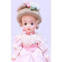 Madame Alexander Doll CISSETTE MRS. DARLING PLANTATION PINK FORMAL GOWN
