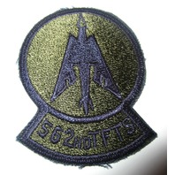 Usaf Air Force 562Nd Tfts Tactical Fighter Training Squadron Patch Patch Uniform