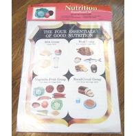 Teacher Resource: Nip Judy / Instructo Flannelboard Aid Nutrition Food Groups