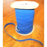 "Royal Blue Elastic Trim Band .5"" Wide Yards And Yards Of It"