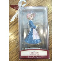 Hallmark 2002 Handcrafted Figurines Kirsten An American Girl New in the Box