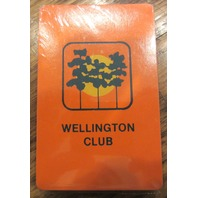 Wellington Club Playing Deck Of Cards
