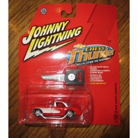 Johnny Lightning Chevy Thunder Chevy Corvette Mib New