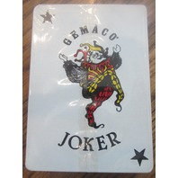 Justice Jewelers Sealed Playing Deck Of Cards