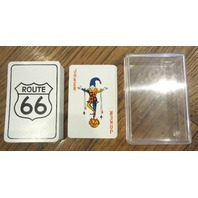 Route 66 Playing Deck Of Cards