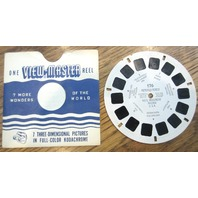 View Master Vintage Sawyer'S Inc View-Master Reel #176 Petrified Forest Nat'L Az