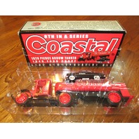 Ertl 1920 Pierce Arrow Tanker 1949 Ford Coupe Coastal Die-Cast Metal Bank