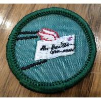 Jr. Girl Scout Green Junior Merit Badge My Camera Photography