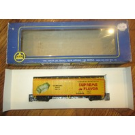 Ho Ahm 5296 G. M. B. Cotrain Car In Box Supreme In Flavor Merchant Biscuit Co