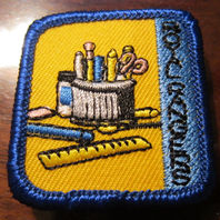 Royal Rangers Rr Uniform Patch Merit Badge Art Craft School Supplies