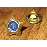 Boy Scout Vintage #1 Star Pin Bsa Of America