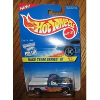 Hot Wheels Chevy 1500 Race Team Series Iii 1:64 New Mib