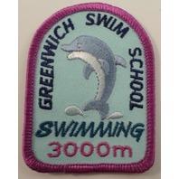 Greenwich Swim School Swimming 3000M Dolphin Club #Mcpk