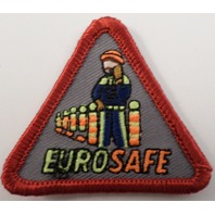 Euro Safe Triangle With Workman And Safety Cones #Mcrd