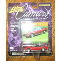 Johnny Lightning 1967 Camaro Rs/Ss Red New Mip Mib