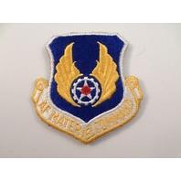 Af Materiel Command Velcro Backed Uniform Military Patch  #Mtyl20